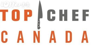 Top Chef Canada Seasons 1, 2, 3 and 4 FREE SHIPPING 1
