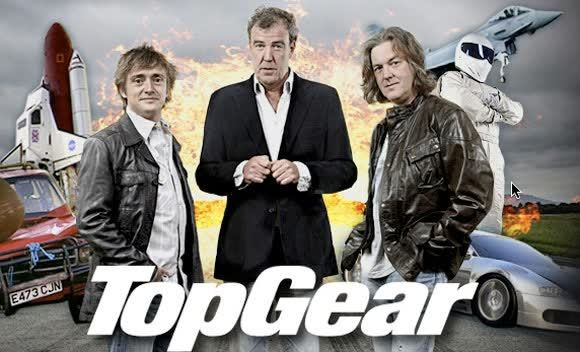 Top Gear Seasons 20 and 21 plus Burma Special