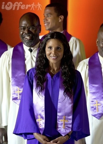 Twist Of Faith starring Toni Braxton, Kennedi Clements