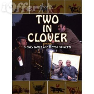 Two In Clover Seasons 1 and 2 starring Sid James