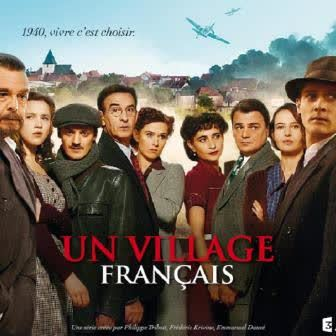 Un village francais Complete 5 Seasons English Subtitle