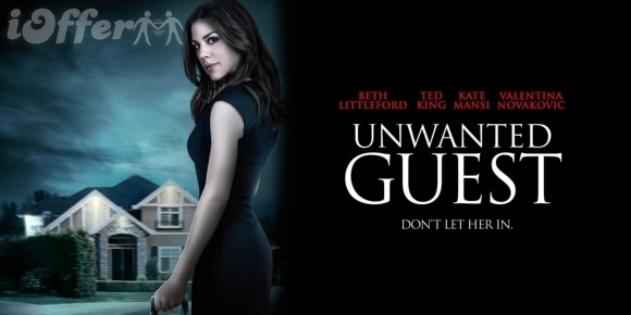 Unwanted Guest 2016 starring Kate Mansi, Ted King