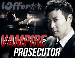 Vampire Prosecutor 1 and 2 English FREE Shipping 1