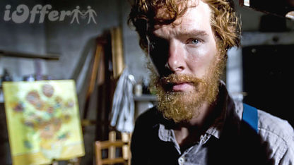 Van Gogh Painted With Words Benedict Cumberbatch (DVD) 1