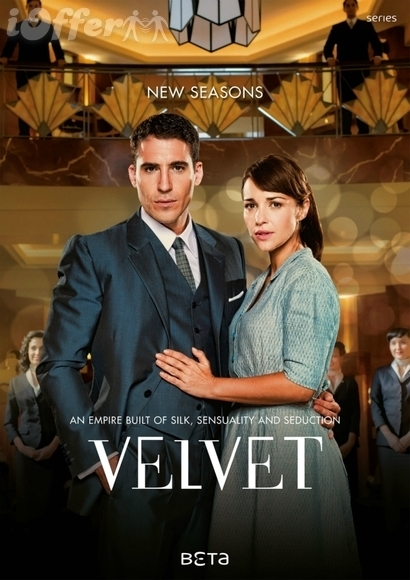 Velvet (Spanish Drama) Seasons 1 and 2 English Subs