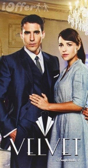 Velvet (Spanish Drama) Seasons 3 & 4 English Subtitles 1