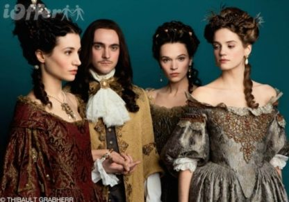 Versailles (2015) Season 1 in ENGLISH 1