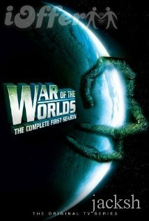 War Of The Worlds 1988 TV Series Complete