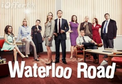 Waterloo Road Complete Season 10 1