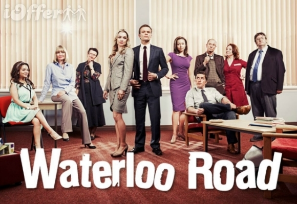 Waterloo Road Complete Season 10