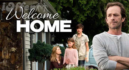 Welcome Home (2015) starring Luke Perry