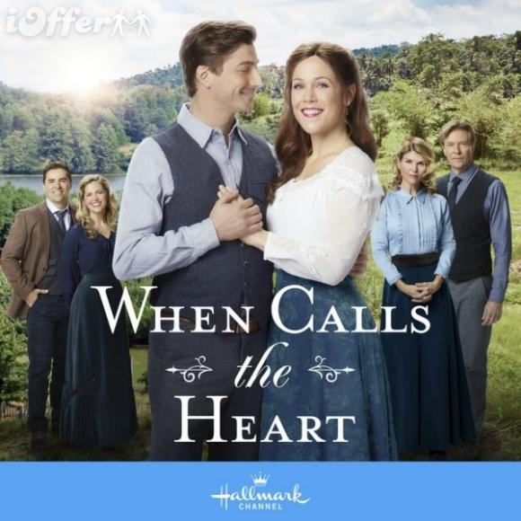 When Calls the Heart Complete Season 5 (2018)