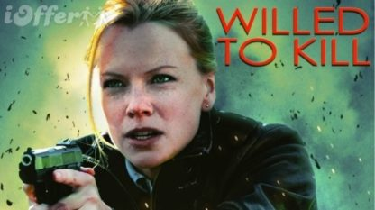 Willed to Kill 2012 starring Sarah Jane Morris 1