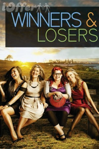 Winners & Losers Seasons 1, 2, 3, 4 (Australian Drama)