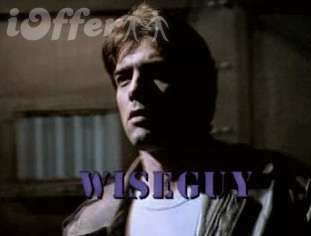 Wiseguy (1987-1990) Complete Series