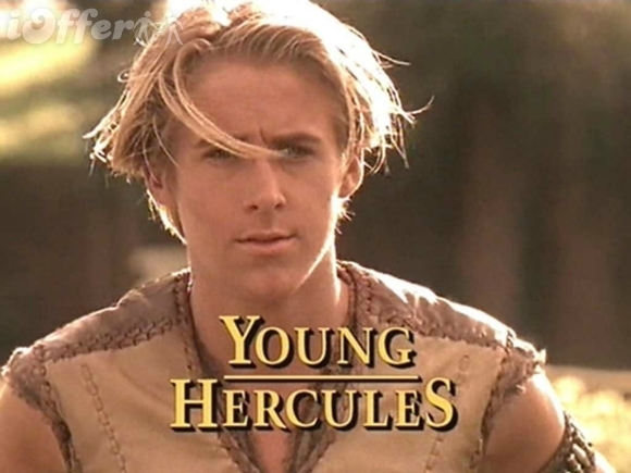 Young Hercules ALL 50 Episodes Excellent Video Quality