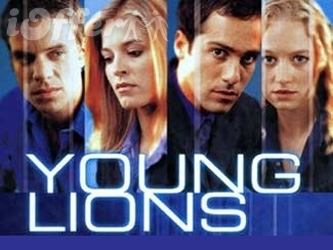 Young Lions Australian TV COMPLETE Series 1