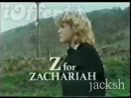 Z for Zachariah 1984 (BBC) 1