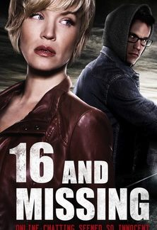 16 and Missing (2015) DVD