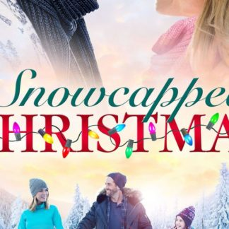 A Snow Capped Christmas 2016 DVD