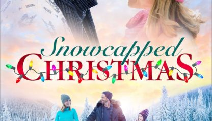 A Snow Capped Christmas 2016 DVD