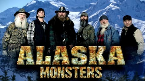 Alaska Monsters Complete Seasons 1 and 2