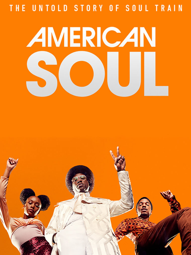 American Soul Season 1 (2019) on DVD