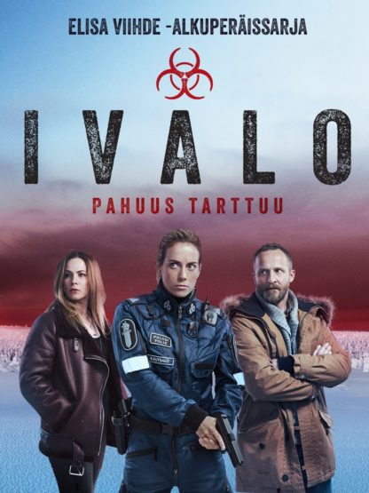 Ivalo with English Subtitles DVD