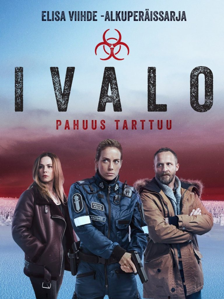 Arctic Circle (Ivalo) with English Subtitles on DVD