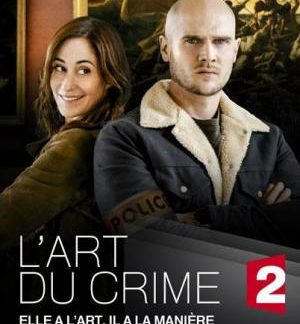 Art of Crime with English Subtitles