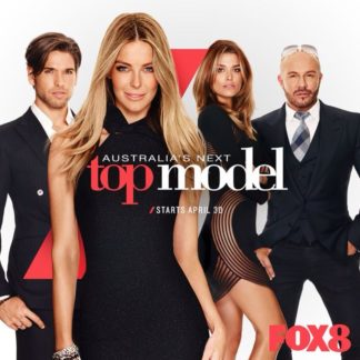 Australia's Next Top Model 2008 DVD