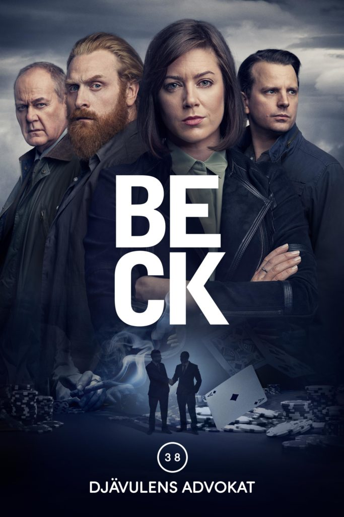 Beck Season 7 (2018) with English Subtitles on DVD