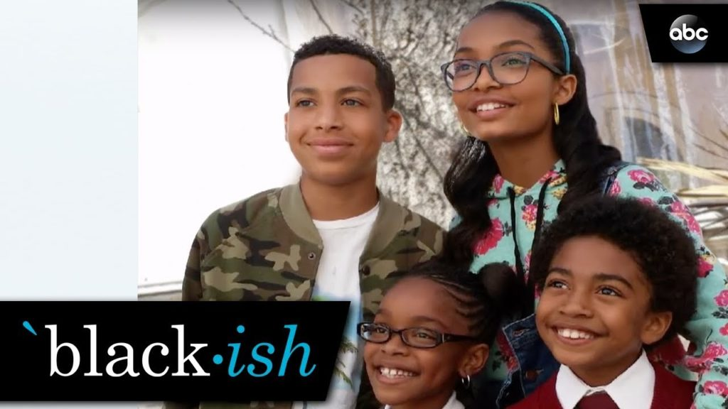 Black-ish (Blackish) Complete Seasons 4 and 5 (2018-2019)