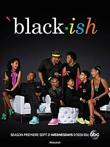Black-ish Seasons 1, 2 and 3 on DVD
