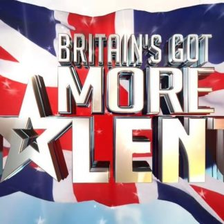 Britains Got More Talent DVD