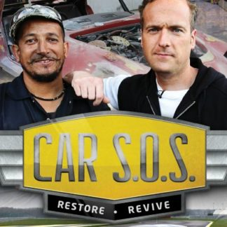 Car SOS Seasons 1-7 on DVD
