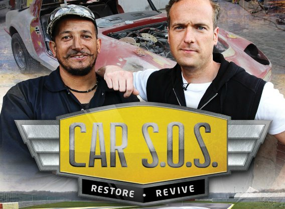 Car SOS Seasons 1, 2, 3, 4, 5, 6 and 7 on DVD