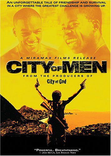 City of Men the Movie Poster