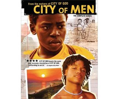 City of Men Original Poster