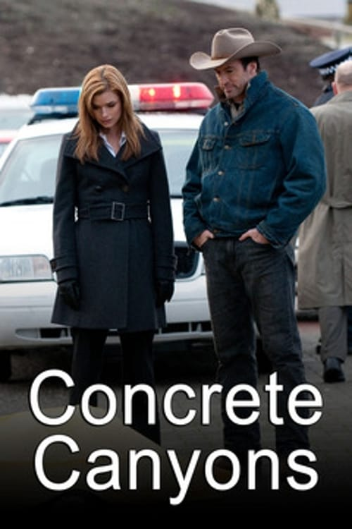 Concrete Canyons 2010 starring Scott Patterson on DVD