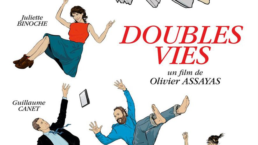 Doubles vies (Non-Fiction) 2018 with English Subtitles