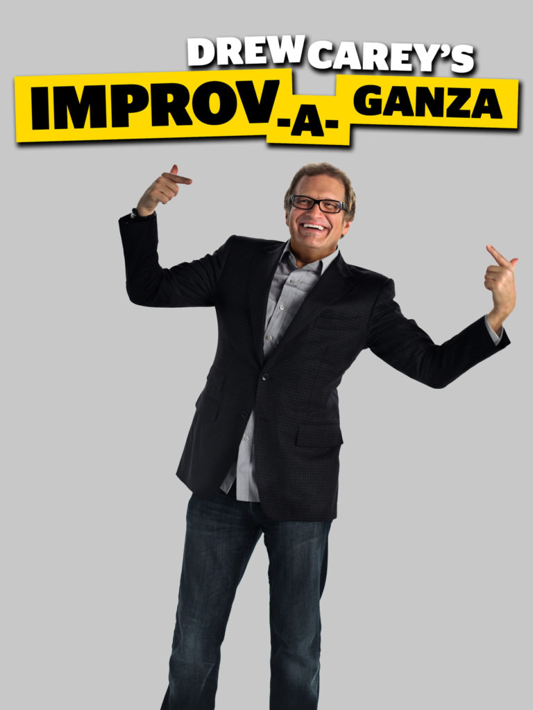 Drew Carey's Improv-A-Ganza All 40 Episodes on DVD