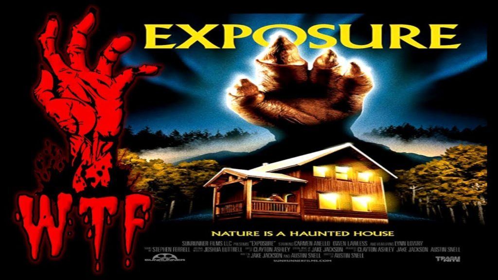 Exposure 2018 starring Carmen Anello, Owen Lawless on DVD