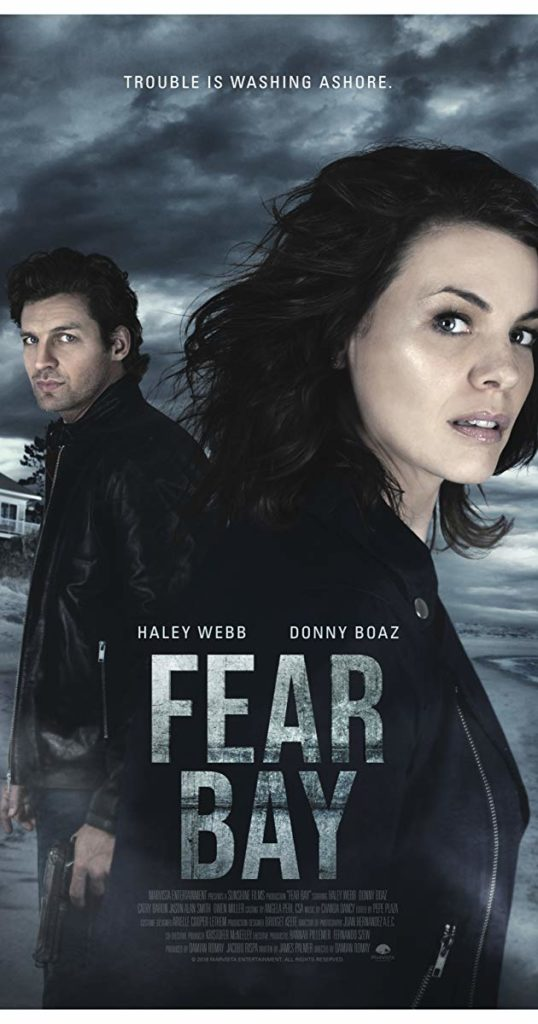 Fear Bay (2019) starring Cathy Baron, Donny Boaz