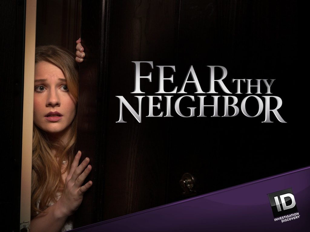 Fear Thy Neighbor Complete Seasons 1, 2, 3, 4 and 5