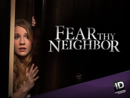 Fear Thy Neighbor Seasons 1-5 DVD
