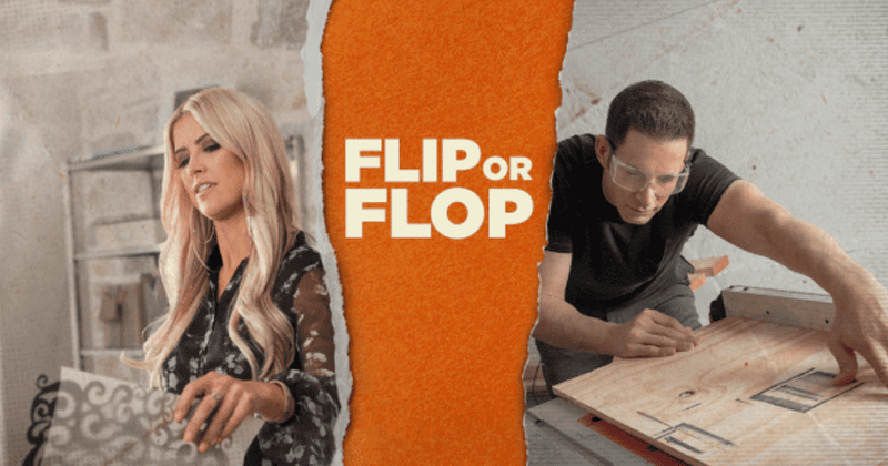 Flip or Flop Seasons 2, 3, 4 and 5 (Complete 4 Seasons)