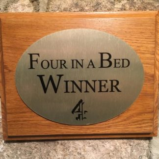 Four In a Bed 2019 DVD
