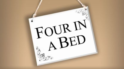 Four In a Bed Season 14 DVD