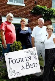 Four In a Bed Season 15 (2018) with Finale on DVD